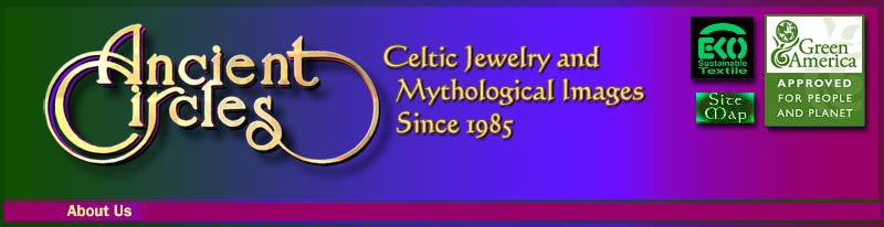 Celtic Jewelry, Mythical Tapestries, Celtic Clothing, Dragon